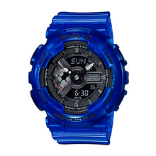 "Load image into Gallery viewer, Casio BABY-G ""JELLY BLUE"" Series BA-110CR"