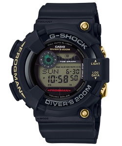 "Casio G SHOCK 35th Anniversary ""ORIGIN GOLD"" Frogman GF-8235D"