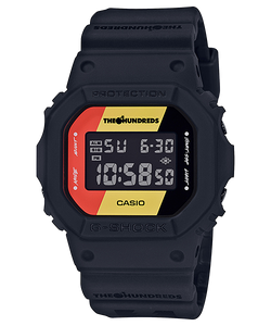 "Casio G Shock x ""THE HUNDREDS"" 15th Anniversary DW-5600HDR"