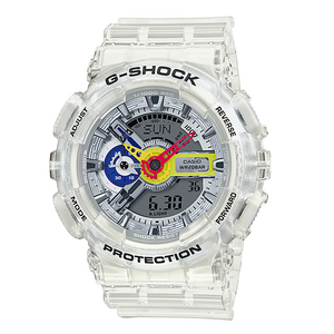 "Casio G SHOCK x ""A$AP FERG"" Skeleton ""ICY DIAMOND) GA-110FRG"
