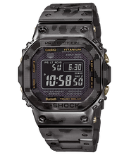 "Load image into Gallery viewer, Casio G SHOCK 2019AW ""TITANIUM CAMOUFLAGE"" Pattern Series GMW-B5000TCM"