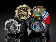 Load image into Gallery viewer, Casio G Shock 2020 GM 110 ANALOG-DIGITAL with Metal Case Series GM-110-1A (Sliver)