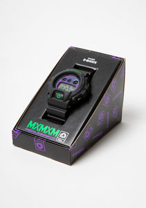 "Casio G SHOCK x ""Magical Mosh Misfits"" aka ""MxMxM"" Joker 20th Anniversary DW-6900FS"