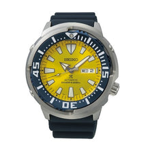 "Load image into Gallery viewer, Seiko PROSPEX Asia Exclusive ""Blue Butterfly Fish"" Automatic Watch SRPD15K1"