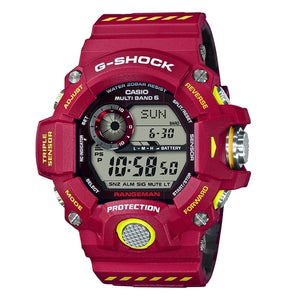 Casio G Shock x HONG KONG FIRE Service Department 150th Anniversary RANGEMAN GW-9400FSD