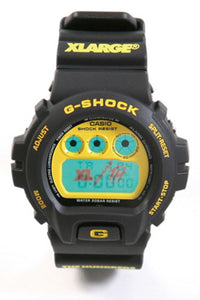 "Casio G Shock x ""THE HUNDREDS"" & ""X-LARGE"" DW-6900FS"
