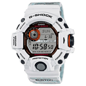 "Casio G Shock x ""BURTON SNOWBOARS"" Rangeman GW-9400BTJ (2nd Collaboration)"