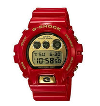 "Load image into Gallery viewer, Casio G SHOCK 30th Anniversary ""Rising Red"" Series DW-6930A"