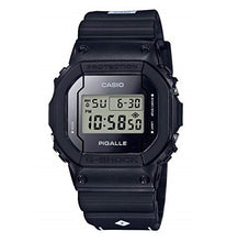 "Load image into Gallery viewer, Casio G SHOCK 35th Anniversary x ""PIGALLE"" DW-5600PGB (BLACK)"