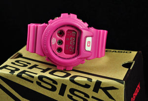 "Casio G Shock X ""COLETTE"" SHOCK THE WORLD DW-6900FS"