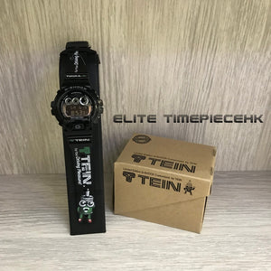 "Casio G Shock x ""TEIN"" 30th Anniversar DW-6900 (BLACK)"