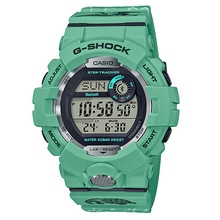 "Load image into Gallery viewer, Casio G SHOCK x ""SEVEN LUCKY GOD"" (Fukurokuju) GBD-800SLG"