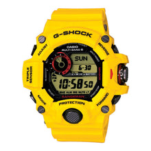 "Load image into Gallery viewer, Casio G Shock 30th Anniversary ""LIGHTNING YELLOW"" RANGEMAN GW-9430EJ"
