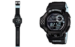 "Casio G SHOCK x ""BURTON SNOWBOARDS"" GDF-100BTN (1st Collaboration)"