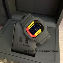 "Load image into Gallery viewer, Casio G Shock x ""THE HUNDREDS"" 15th Anniversary DW-5600HDR"