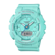 "Load image into Gallery viewer, Casio G SHOCK S-Series ""STEP TRACKER"" Series GMA-S130 (Green)"