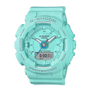 "Casio G SHOCK S-Series ""STEP TRACKER"" Series GMA-S130 (Green)"