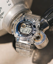 "Load image into Gallery viewer, Casio G SHOCK ""LOVE THE SEA AND THE EARTH' 25th Anniversary FROGMAN GF-8251K"