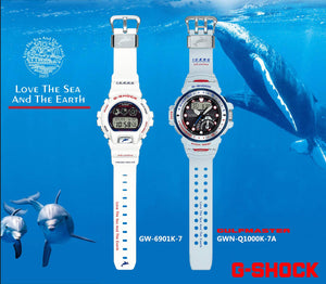 "Casio G SHOCK ""Love The Sea And The Earth"" GW-6901K"