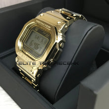 "Load image into Gallery viewer, Casio G SHOCK 35th Anniversary ""METAL SERIES"" GMW-B5000TFG"