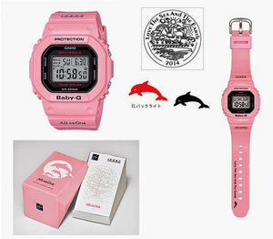 "Casio BABY-G ""LOVE THE SEA AND THE EARTH"" BGD-5000K"