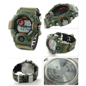 "Casio G Shock Master of G ""RANGEMAN"" Men in Camouflage GW-9400CMJ"