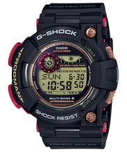 "Load image into Gallery viewer, Casio G Shock 35th Anniversary ""MAGMA OCEAN"" FROGMAN GWF-1035F"