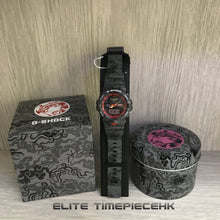 "Load image into Gallery viewer, Casio G SHOCK x ""CELESTIAL GUARDIAN"" (Black Turtle) GA-800CG"