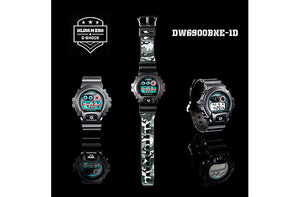 "Casio G Shock 30th Anniversary X ""BLISS & ESO""  DW-6900BNE"