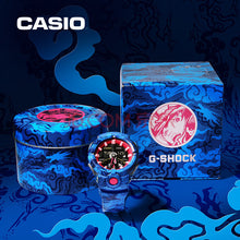 "Load image into Gallery viewer, Casio G SHOCK x ""CELESTIAL GUARDIAN"" (Azure Dragon) GA-500CG"