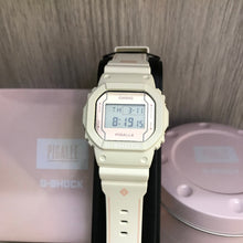 "Load image into Gallery viewer, Casio G SHOCK 35th Anniversary x ""PIGALLE"" DW-5600PGW (WHITE)"