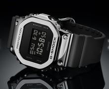 "Load image into Gallery viewer, Casio G Shock 2019AW ""STAINLESS STEEL CASE"" Series GM-5600"
