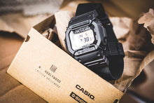 "Load image into Gallery viewer, Casio G SHOCK 35th Anniversary x ""N.HOOLYWOOD"" DW-5600NH"