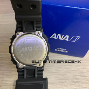 "Casio G Shock x ""ANA"" Japan Airline DW-5600VT"