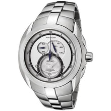 Load image into Gallery viewer, Seiko ARCTURA Kinetic Chronograph Stainless Steel Watch SNL045P1