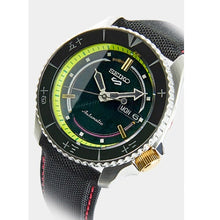 "Load image into Gallery viewer, Seiko 2020 x ""ONE PIECE"" ""Roronoa Zoro"" Seiko 5 Sport Limited Edition SRPF57K1"