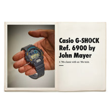 "Load image into Gallery viewer, Casio G SHOCK 2020 x ""JOHN MAYER"" & HODINKEE Inspired Casio SK-5 keyboard DW-6900JM20-8"