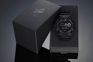 "Casio G SHOCK 30th Anniversary x ""NIGEL SYLVESTER"" GD-101NS"