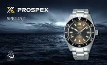 Load image into Gallery viewer, Seiko PROSPEX 2020 55th Anniversary Europe Exclusive 1965 Diver's Modern Re-interpretation SPB145J1