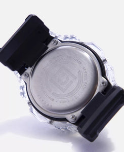 "Casio G Shock x ""CLOT"" Black Silk Royale strap JUICE Store Exclusive DW-5750CL19-Set"