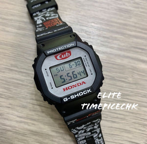 "Casio G Shock x ""Honda Super Cub"" 60th Anniversary DW-5600VT"