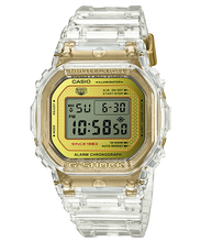 "Load image into Gallery viewer, Casio G SHOCK 35th Anniversary ""GLACIER GOLD"" Series DW-5035E"