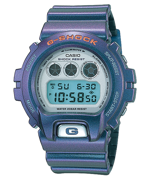 Casio G SHOCK 2001