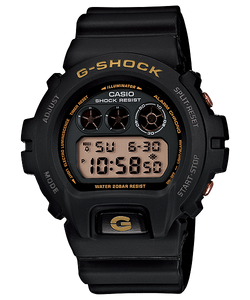 "Casio G SHOCK 30th Anniversary ""RESIST BLACK"" Series DW-6930C"