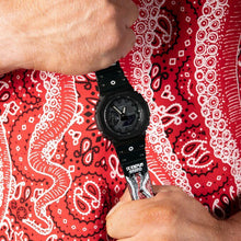 "Load image into Gallery viewer, Casio G Shock 2020 x ""OCTOPUS"" Red Bandana Pattern GA-2100OCT-1A1"
