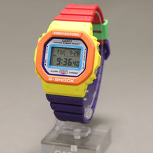 Load image into Gallery viewer, Casio G SHOCK Summer Multi Colour Classic Series DW-5610DN-9