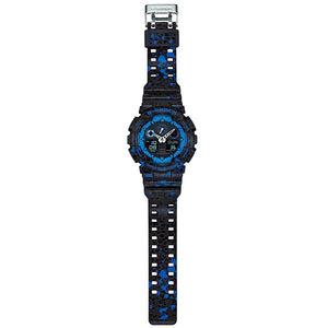 "Casio G SHOCK x ""STASH"" Graffiti Style GA-100ST"
