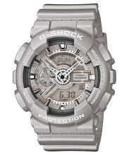 "Load image into Gallery viewer, Casio G SHOCK ""HYPER COLOR"" Series GA-110BC (Sliver)"