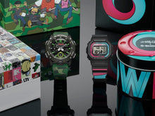 "Load image into Gallery viewer, Casio G SHOCK 2019AW x ""GORILLAZ"" NOW GA-2000GZ"