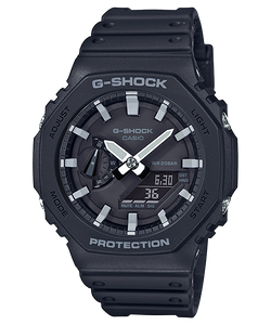 "Casio G SHOCK 2019 ""CARBON CORE"" Guard structure GA-2100 (Black)"